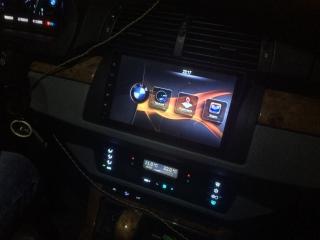 Оболочка для Android магнитолы в стиле BMW, магнитола в BMW X5, android магнитола в BMW X5, интерфейс магнитолы для BMW X5, bmw