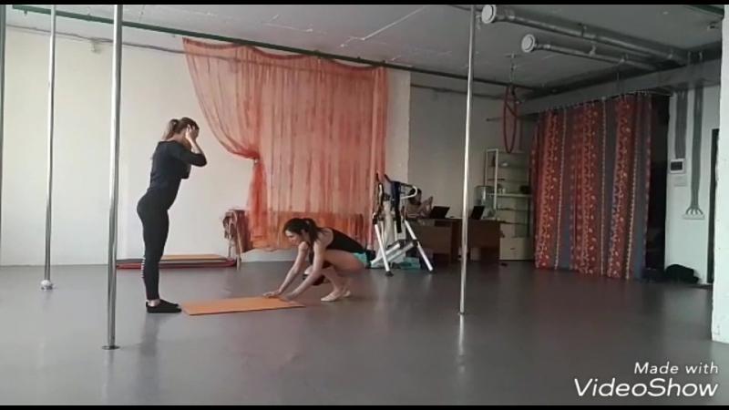 Акробатика Дарья Анабель