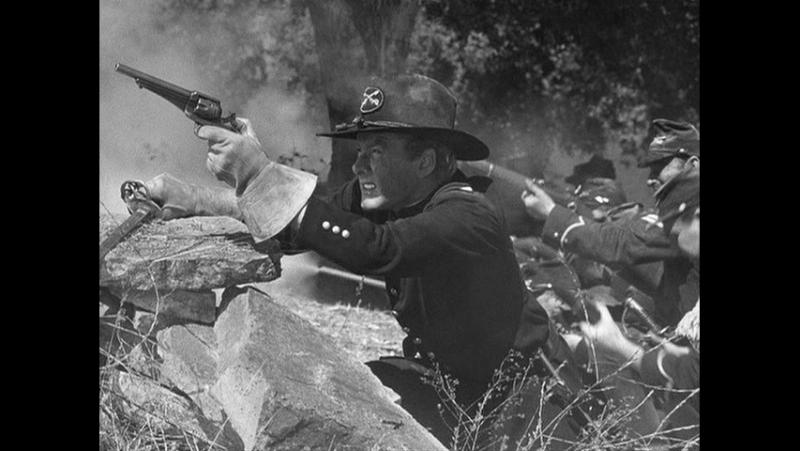 Они умерли на своих постах (1941). Кастер в первой битве при Булл Ран, июль 1861 года