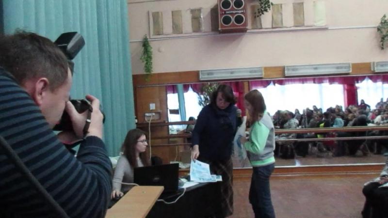 MVI 4530на конкурсе Пластилиновая ворона в 43 гимназии г Омска