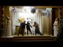 В Веркольском Доме культуры новогоднее представление Баба Яга не против 31.12.17г. Видео Кантемировой А.В.Продолжение следуе