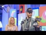 Иван Дорн – вручение MTV EMA 2017