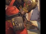Облик «Инженер» для персонажа Бригитта из Overwatch.