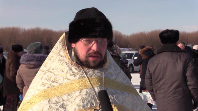 ПРИАРГУНСК КРЕЩЕНИЕ 2018