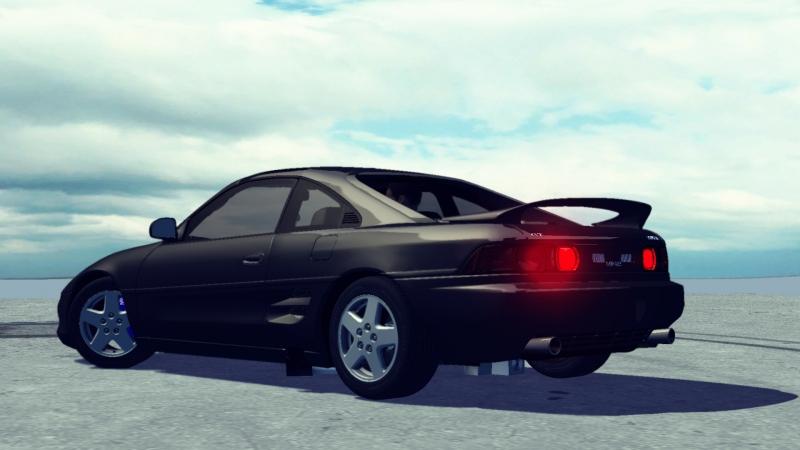 Проба модели МR2 в SLRR