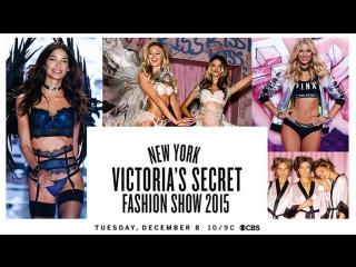 The Victoria's Secret Fashion Show 2015 (Full Show)