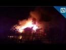 Пожар в доме престарелых в США