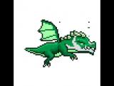 первая пиксельная анимация