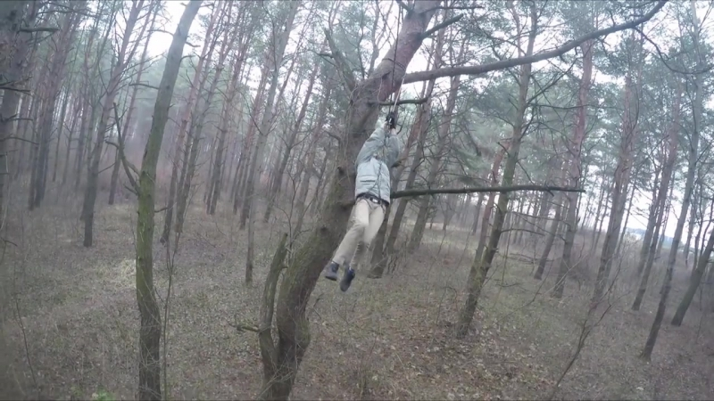 [SteFAN life TV] Как построить дом на дереве 10 часть