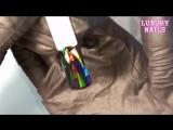 Фольга для дизайна ногтей