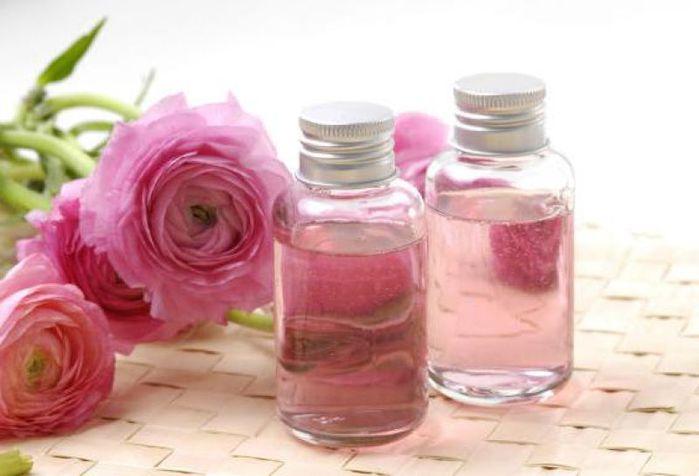 Розовая вода приготовление при домашних условиях 201
