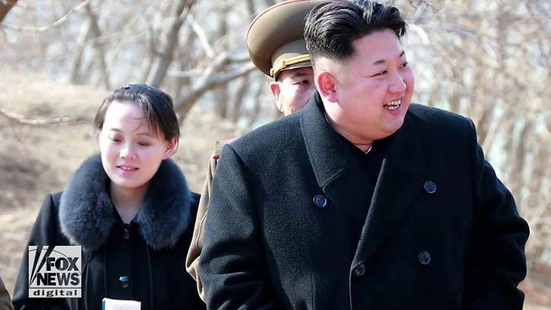 Kim Jong Un's sister, Kim Yo Jong, is pregnant, report says