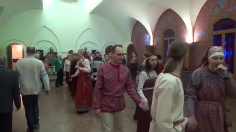 Владимирская вечора 15.02.2018г.(1 часть)