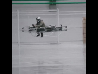 Концерн «Калашников» показал концепт летательного аппарата