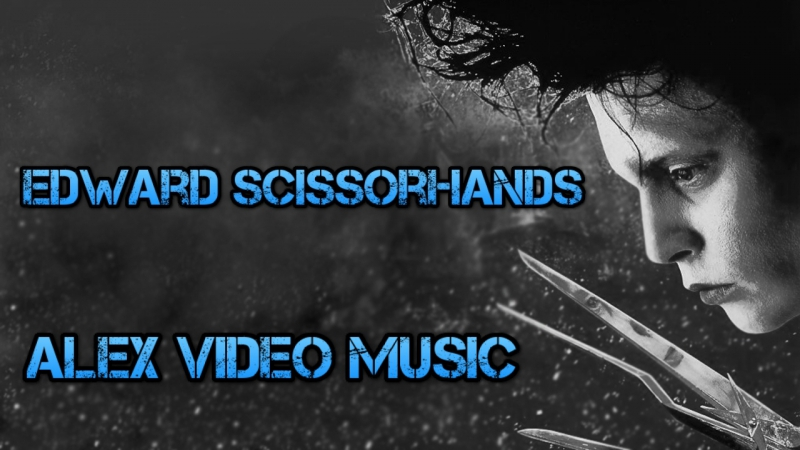 Edward Scissorhands Vs. Duran Duran - Wild Boys [Alex Video Music Tribute To Edward Scissorhands]