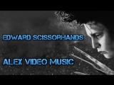 Edward Scissorhands Vs. Duran Duran - Wild Boys Alex Video Music Tribute To Edward Scissorhands