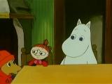 Los Moomins 23 - Visitas en el Invierno