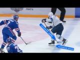 Разъяснения Департамента судейства КХЛ по игре СКА – «Барыс»