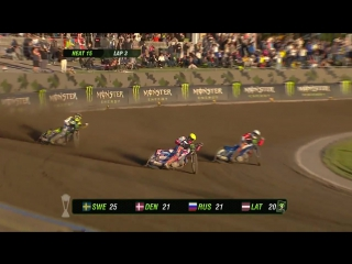 Monster Energy SWC Heat of the Week - Vastervik