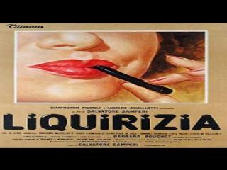 1980  Liquirizia -Salvatore Samperi -Christian De Sica -Barbara Bouchet - Cristiana Borghi - Jenny Tamburi -