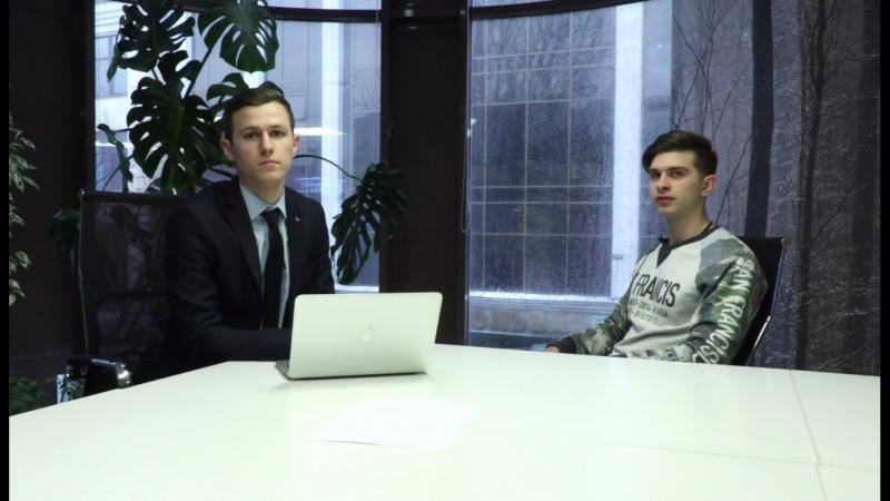 Интервью с учеником: отзыв Александра Прокопеня