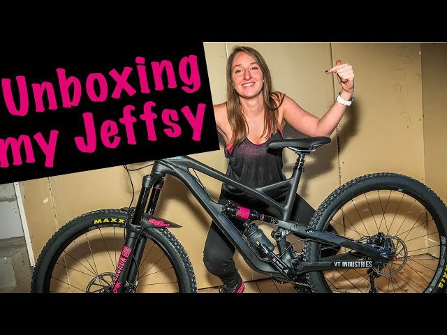 Unboxing My Dream Bike | YT Industries Jeffsy CF 27 | Women Specific Parts | How To Series