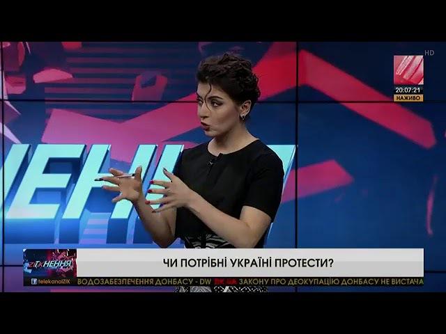Саакашвили на телеканале ZIK 12.12.2017