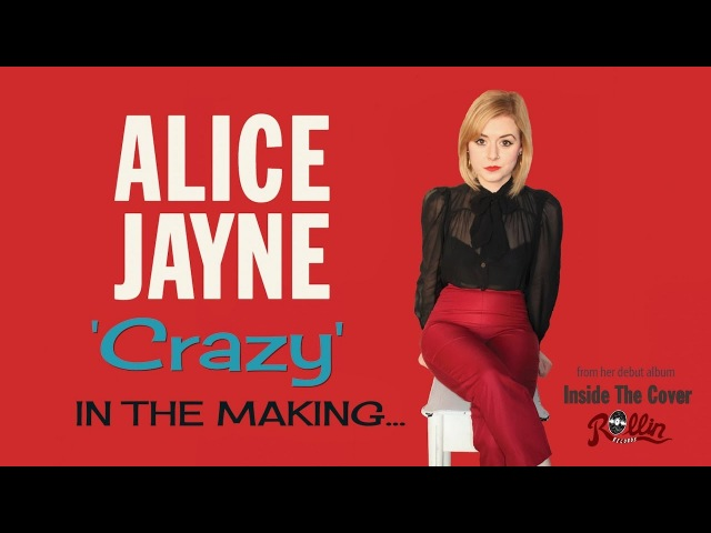 Alice Jayne 'Crazy' In the making / outtakes (BTS) BOPFLIX