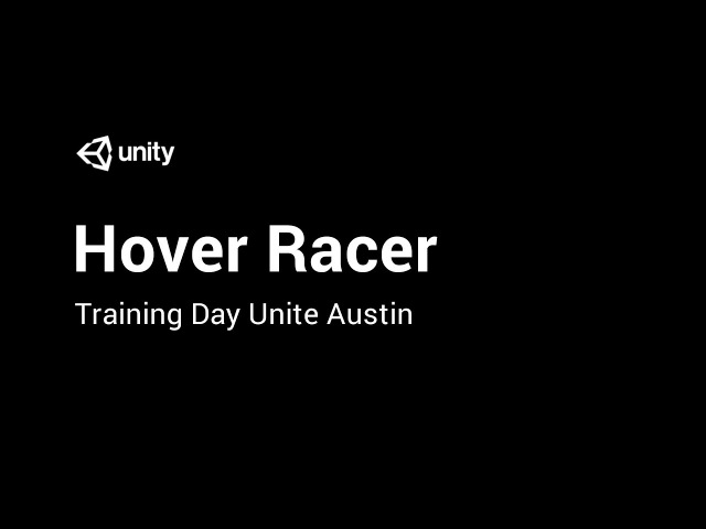 Hover Racer Live 16/22 Cycle 12.1: Introducing Timeline