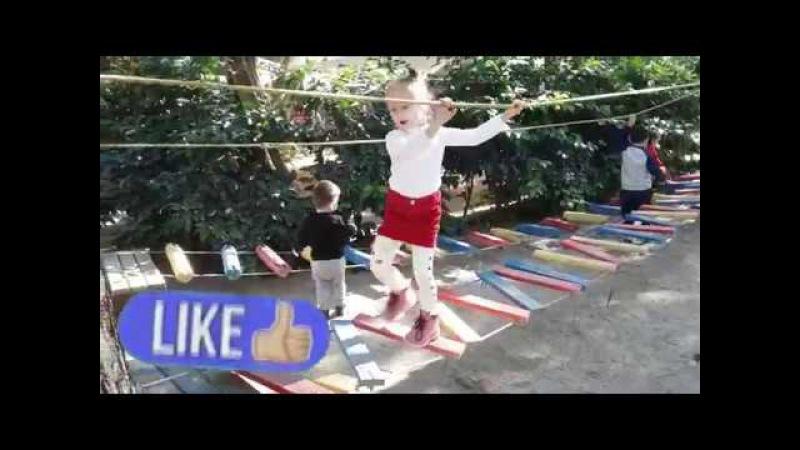 Детский Спортивный Городок для детей Турция Кемер Как проходит выходной день у