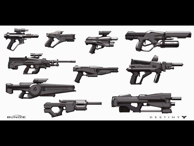 Лучшие импульсные винтовки игры