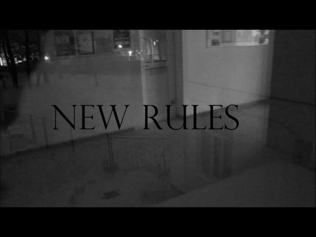 New Rules - Choreography by Diana Nikitina | contemporary