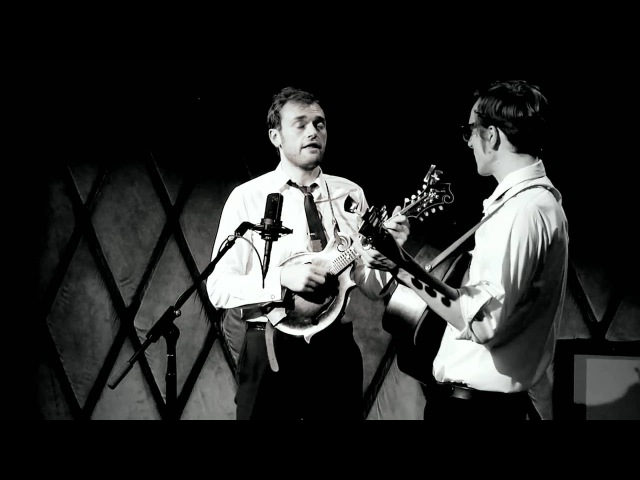Chris Thile & Michael Daves - You're Running Wild