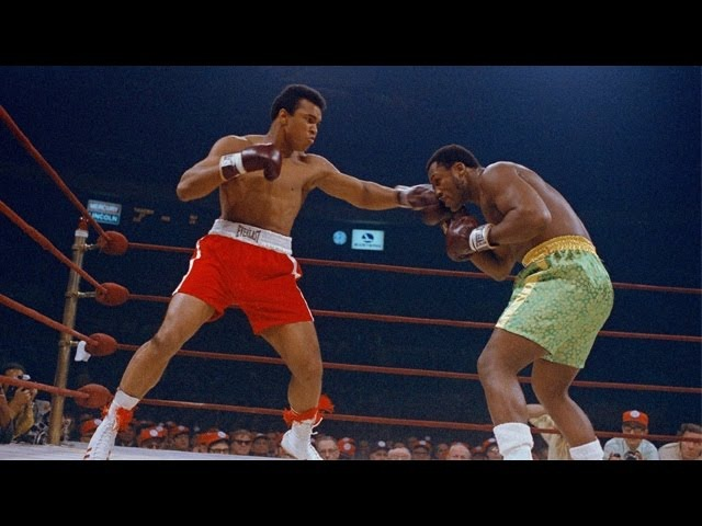 Muhammad Ali vs Joe Frazier I