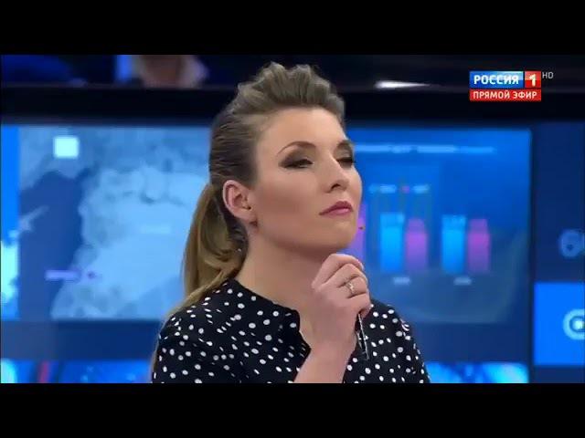 Дмитрий Гордон позвонил на прямой эфир России 1