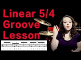 54 Linear Groove #2 - Lindsay's Lessons