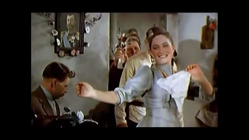 Казачья плясовая Пролегала степь-дорожка Русичи - фильм Тихий Дон