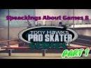 SAG 8|Tony Hawk's Series|Часть 1