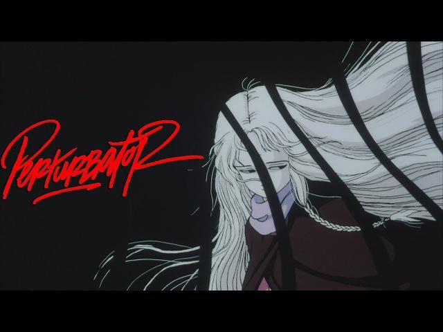 Vanishing Love Perturbator Feat Greta Link Desire AMV