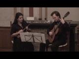 Egberto Gismonti - Memoria e Fado. Evgenia Markova, Vladimir Kirasirov