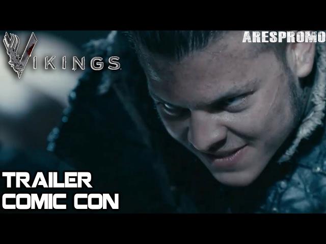 Vikings Season 5 Trailer 2 Comic-Con HD