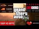 GTA V GTA 5 AMD Ryzen 5 1600 ATI Sapphire Radeon RX 560 4GB GDDR5 Gameplay