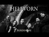 HELEVORN - Burden Me (Official Video) Gothic Doom Metal