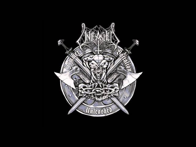 Unleashed - Hammer Battalion (2008) FULL ALBUM