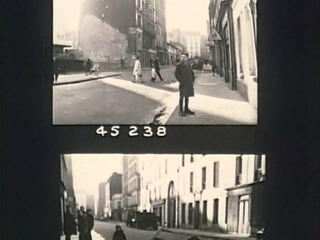 Робер Дуано (Robert Doisneau) - Контрольные отпечатки