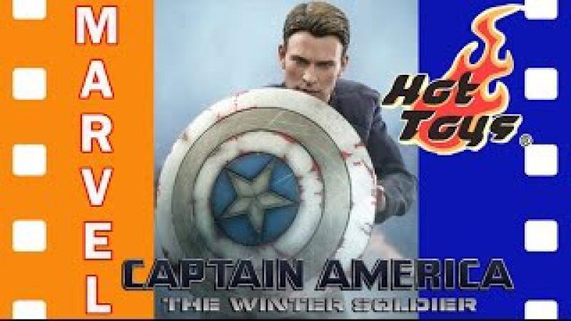 Фигурка Стив Роджерс - Капитан Америка - Первый Мститель: Другая Война | Captain America H...