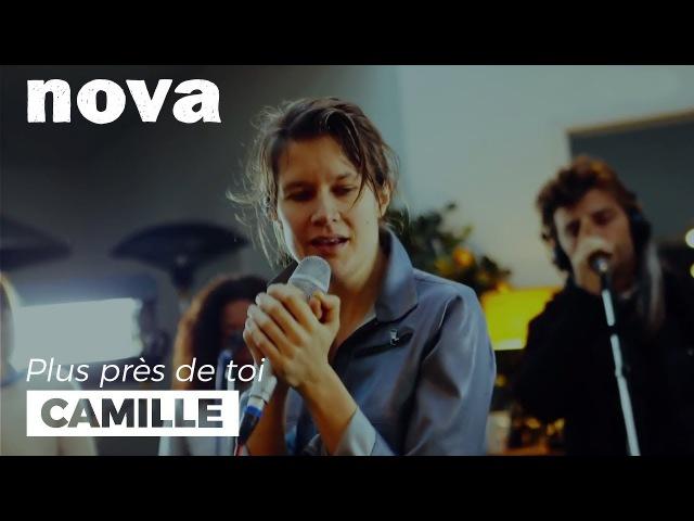 Camille Fontaine de Lait Live Plus Près De Toi