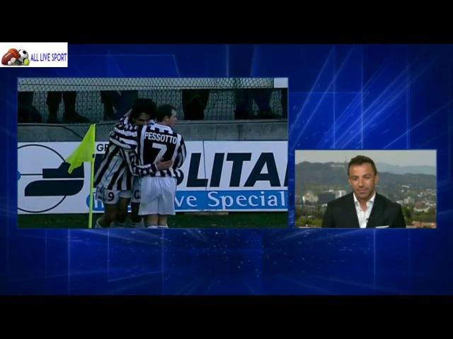 Del Piero Inzaghi e quel Venezia Juve del 2000