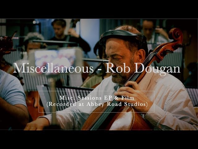 Miscellaneous - Rob Dougan - Misc. Sessions EP Film (Recorded at Abbey Road Studios)