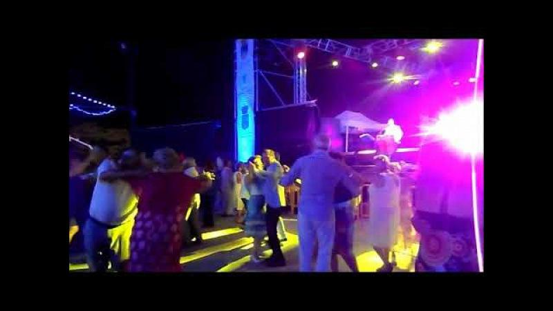 Cante y baile de la Feria ALHAURIN de la TORRE 2017, canciones populares espanolas fiesta, 25/06